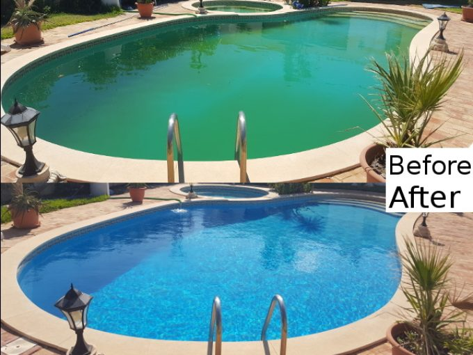 Mr. Pool - Cleaning and Maintenance of swimming pools