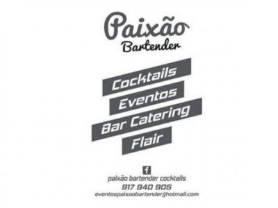 Paixão Bartender – Cocktails |  Eventos | Bar Catering | Flair