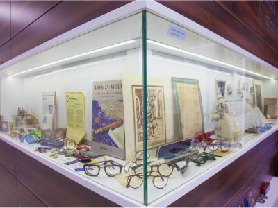 Museu de Óptica único